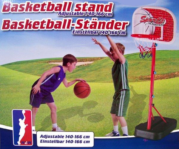 Basketball standard