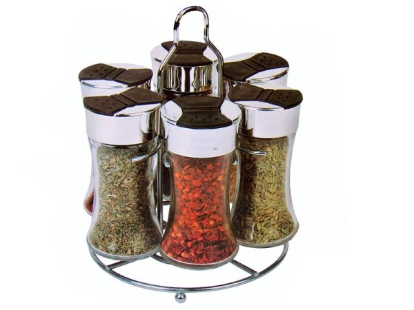 Spice set (7 pcs)