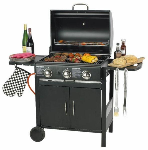 BBQ collection 3<br>Burner gas BBQ