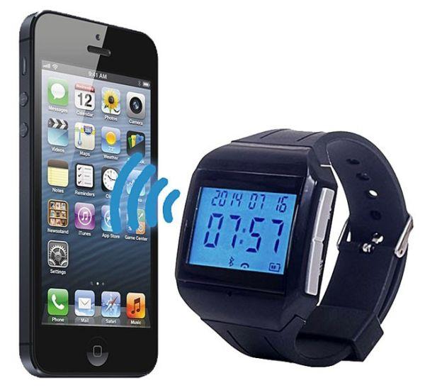Uhr mit Bluetooth-Freisprechfunktion