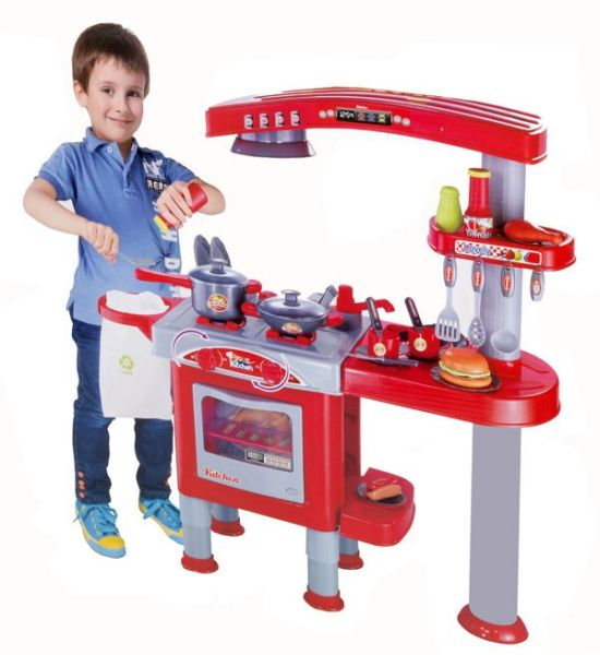 Kitchen playset (69 pcs)