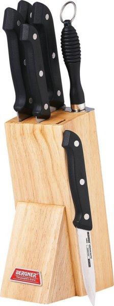 Messerblock mit 6 Messer