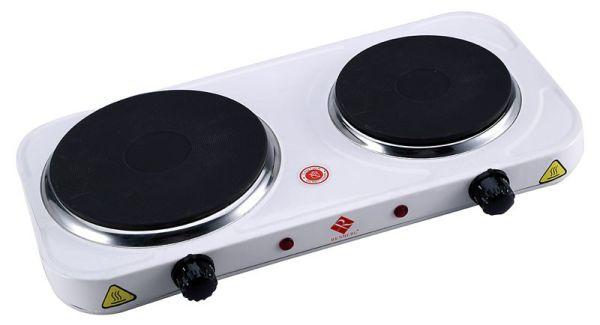 Elektrische Kochplatte (Doppel)