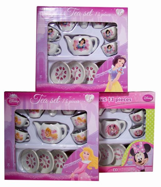 Tea service set (13 pcs)