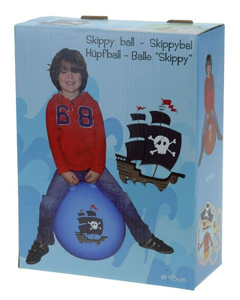 Skippy Ball Modell<br>Pirat (2 Designs)
