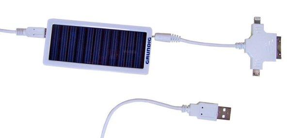 Solar charger (1200 mAh)