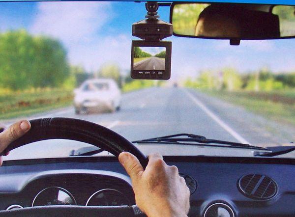 Auto-Digital-Videokamera