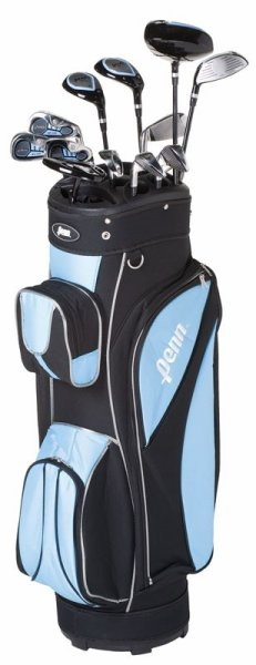 Golf set for ladies (18 pcs)