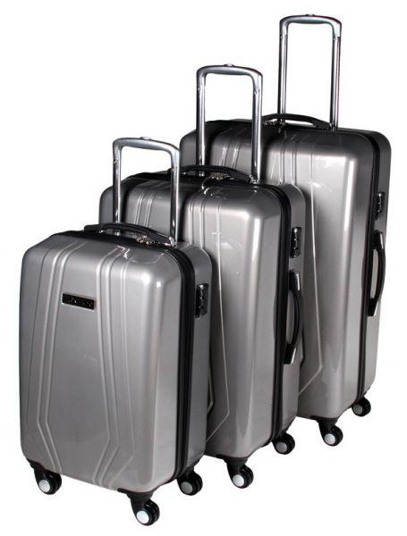 Kofferset ABS (3 tlg)