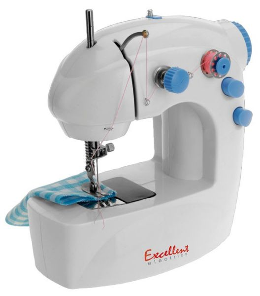 Electric mini<br>sewing machine