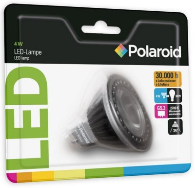 LED Spot 4W, 180 Lumen, G5.3