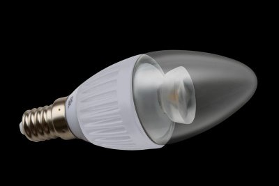 LED Candle, 4,3W, 210 Lumen, E14
