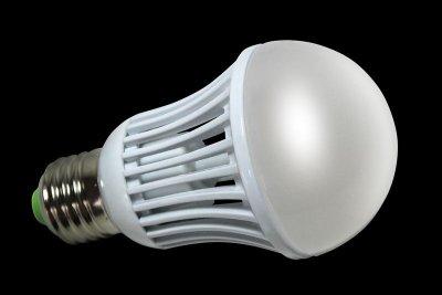 LED Globe 7W, 570 Lumen, E27