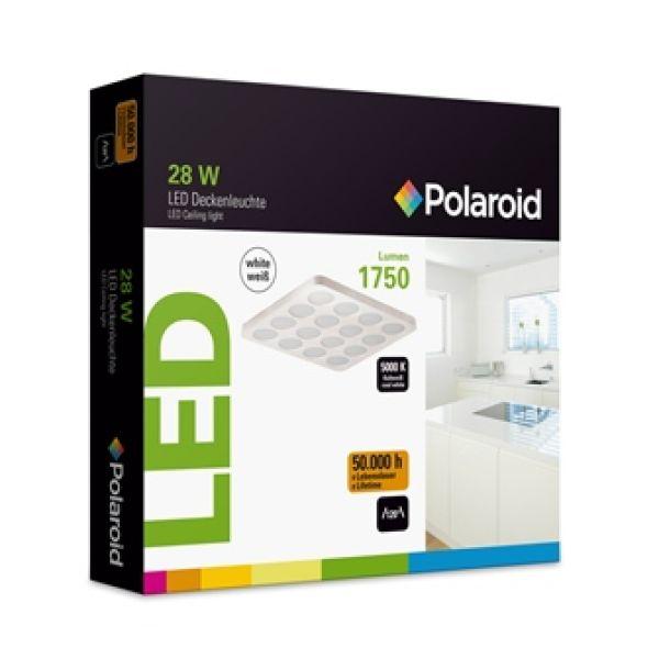 LED Deckenleuchte 28W, 1750 Lumen, weiß
