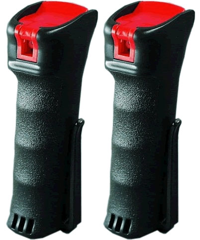 Set of 2 Pepper Defense Spray - The Original from