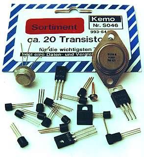 Bereik met transistors T03-T092