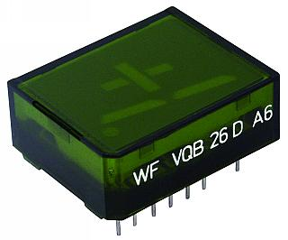 7-segments display RFT VQE 23f