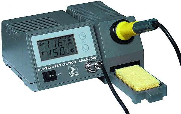 Soldering McVoice<br>  LS-450<br>digital -48W bulb