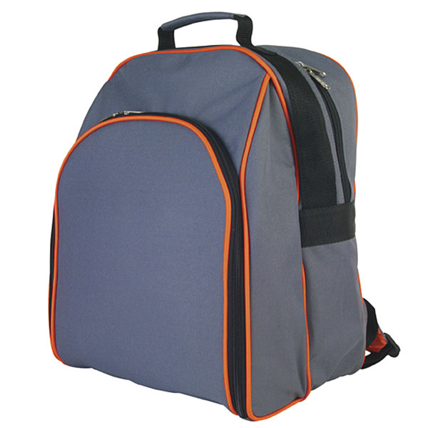 Picnic backpack for<br>two people
