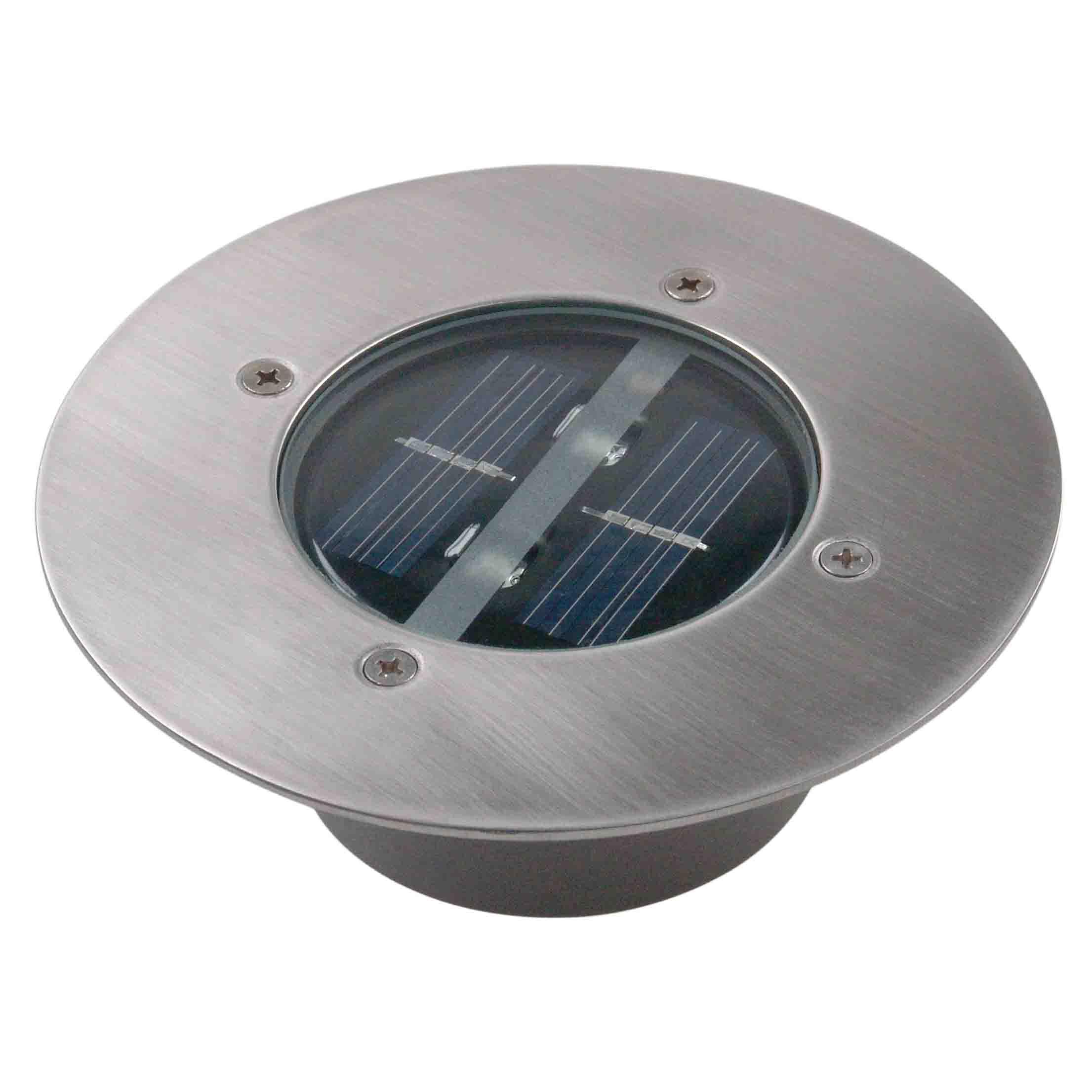 Ranex 'Carlo' Solar LED Bodeneinbaustrahler, ...