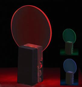 H+H LED-Acryl-Dekolampe Glühlampe LED 17