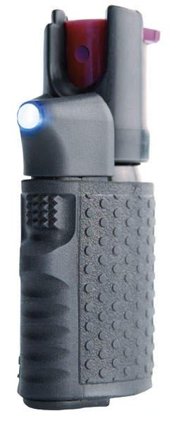 Pepper Pro Verteidigungsspray, 15 ml mit LED