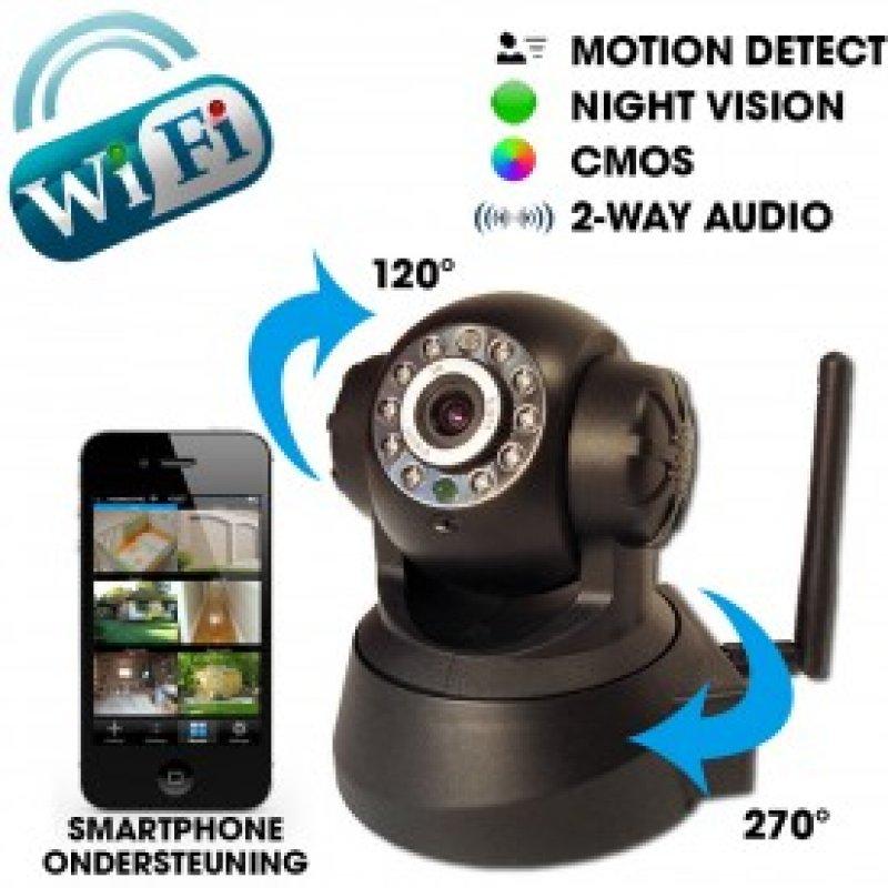 N02 Kamera-Überwachung