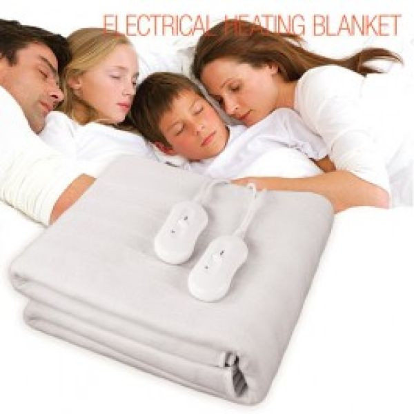 Electric blanket<br>160 x140 cms
