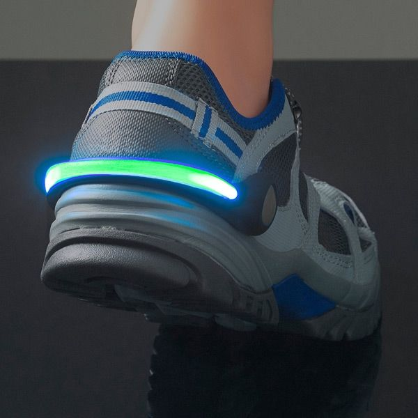 HEEL SAFETY LIGHT<br>FOR RUNNING GOFI