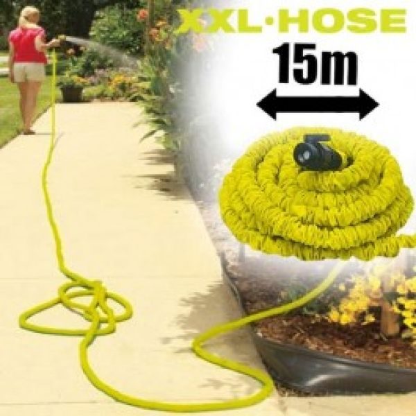 Watering Gun with<br> stretchable hose<br>15 m