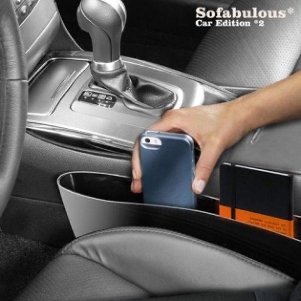 CAR CAR ORGANIZER<br> SOFABULOUS EDITION<br>(PA