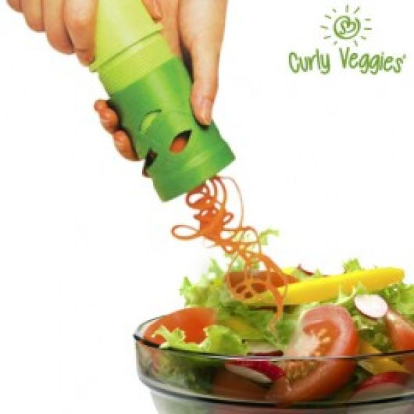 Vegetable peeler<br>Curly Veggies