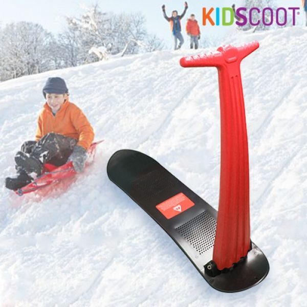 SNOW SCOOTER<br>KIDSCOOT SNOWBOARD