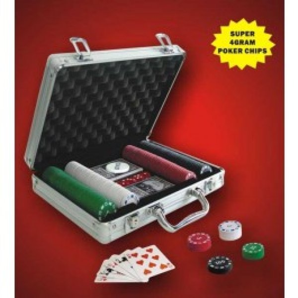 Case Poker 200 Sheets