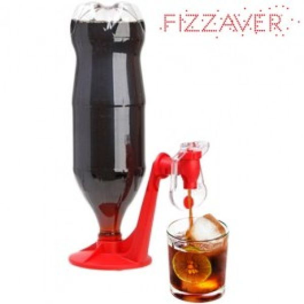 Fizzaver beverage dispenser