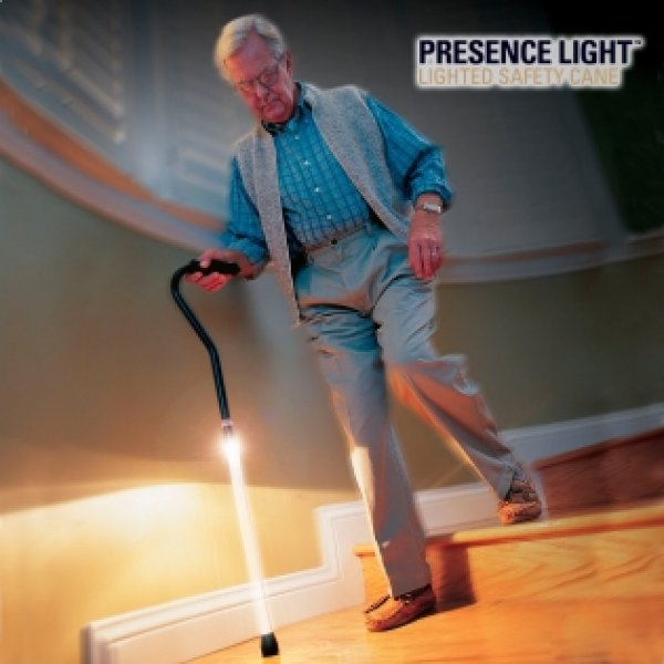 CANE LIGHT LIGHT<br>PRESENCE