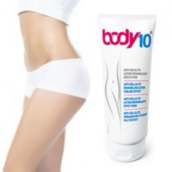 Anti Cellulite Cream 200 ml Body10