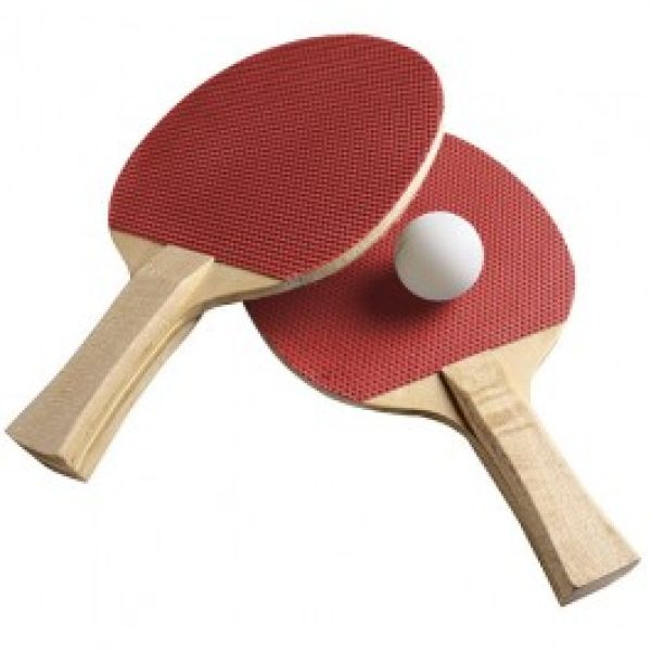 Game Ping Pong 2 Rackets + 3 Balls