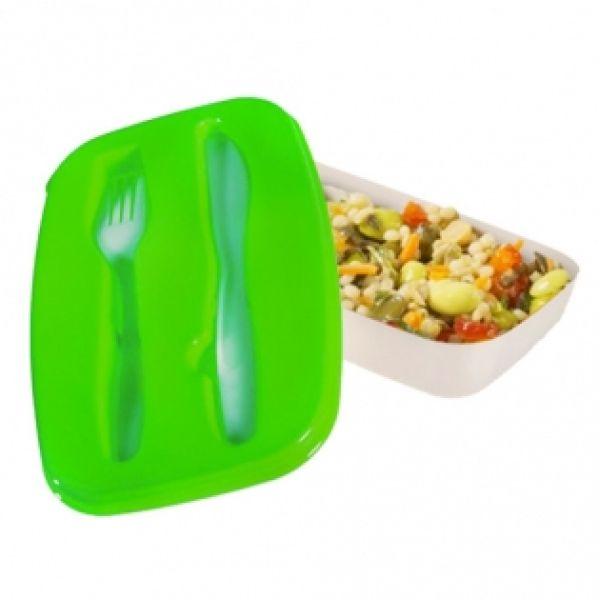 FOOD BOX mit<br>Kunststoff überzogen