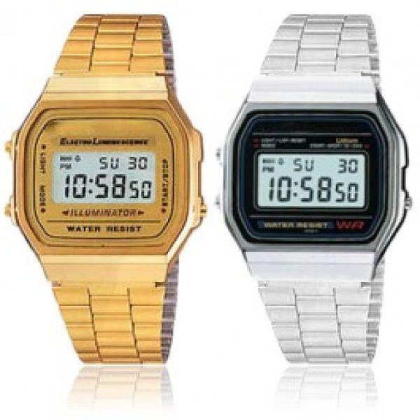 orologi digitali epoca