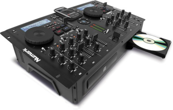 Numark CD Mix Bluetooth