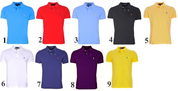 Mens Polo Ralph Lauren