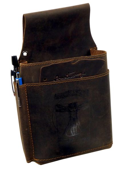 Holster - /<br> Vintage Anatomy<br>(25-brown)
