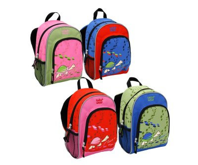 Kinder<br> Rucksacksortiment,<br> Polyester, VE 4, ...