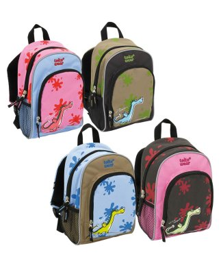 Kinder Rucksacksortiment, Polyester, VE 4, sortier
