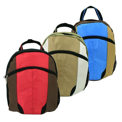 -City<br> Rucksacksortiment,<br> Polyester, VE 3, ...