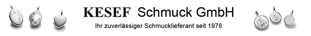 Kesef GmbH - Zuverlässiger Schmucklieferant seit 1978