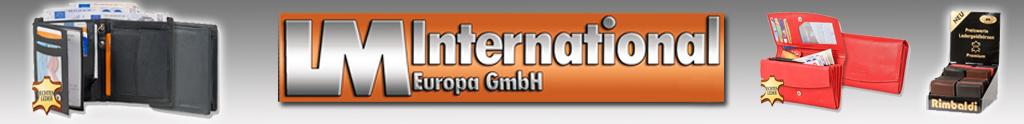 LM International - preiswerte Lederwaren und noch viel mehr