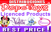 Firmenlogo PEPE TOYS GIFTS S.A