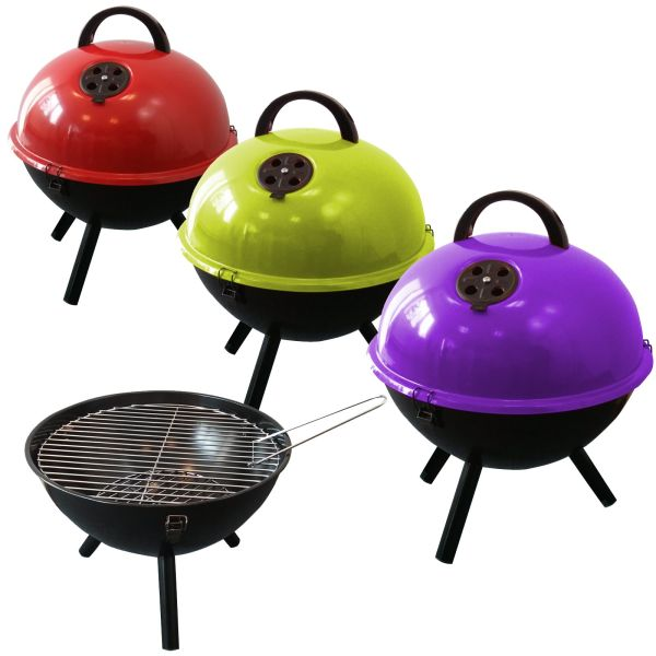 Mini Kugelgrill BBQ